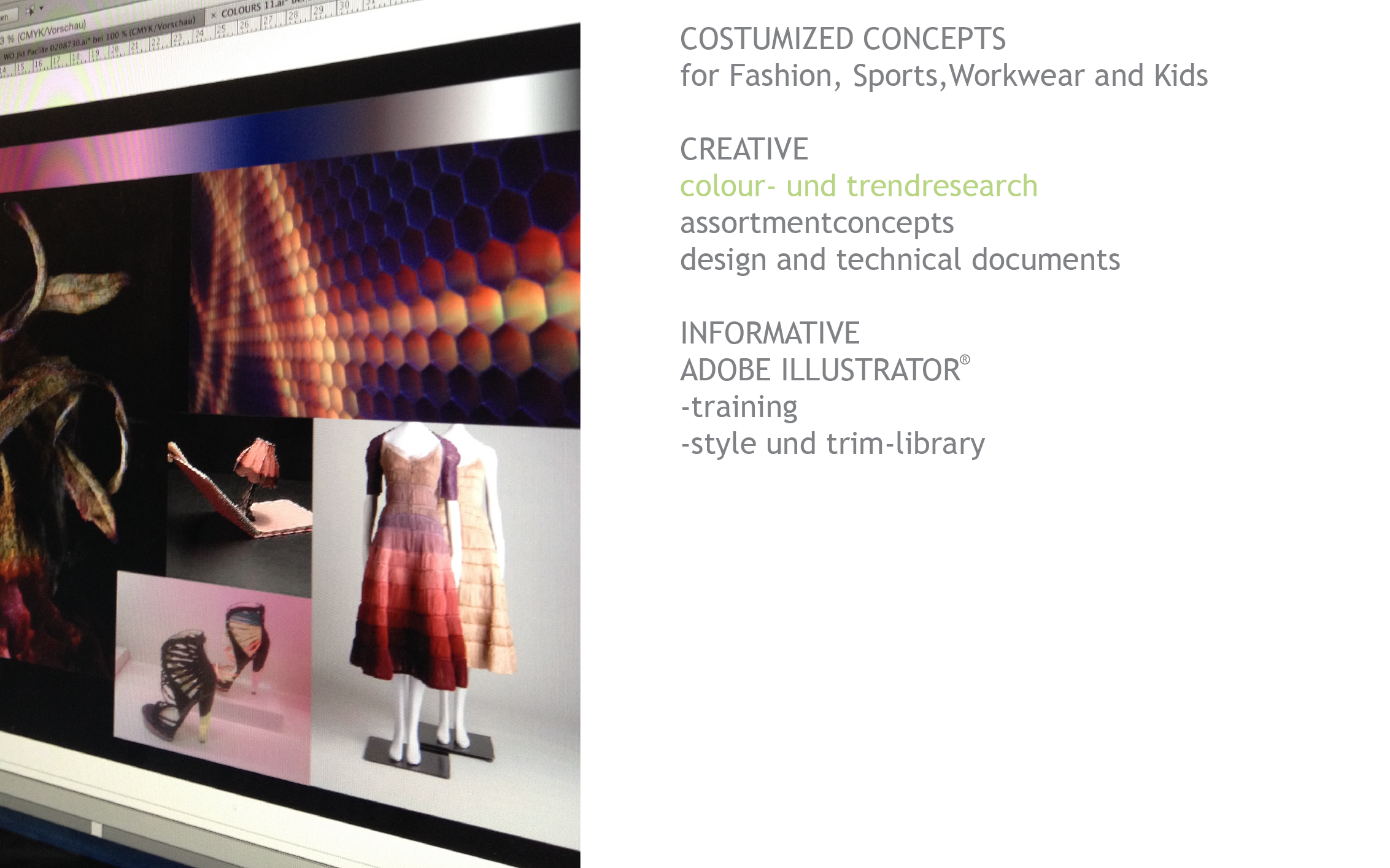 COSTUMIZED CONCEPTS